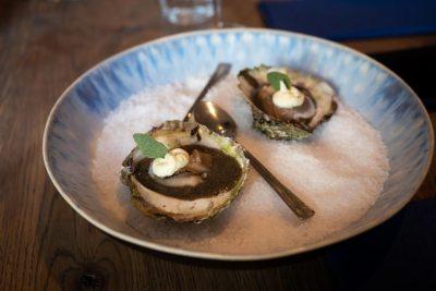 Bellingham Wines oester
