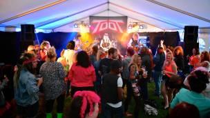 TOOT Live i Stavern, på Fagforbundet Ungdom sin sommerkonferanse