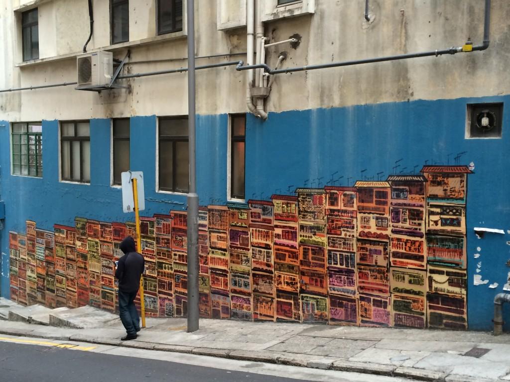 Hong Kongs new street art scene  toothpicnations