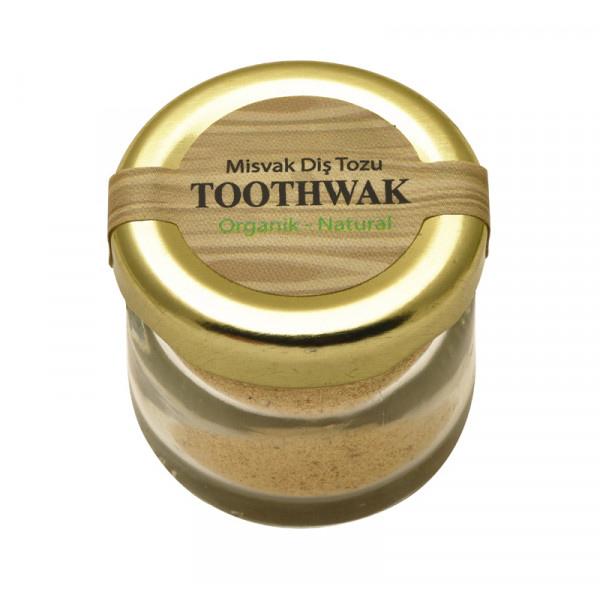 Toothwak Misvak Diş Tozu
