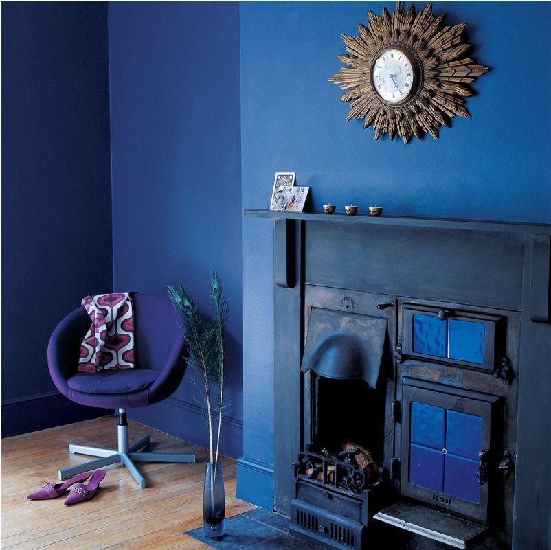 Royal Blue Bathroom Sets