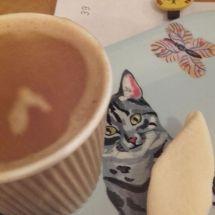 Coffeecatscake