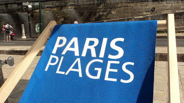 Let's hit the beaches…in Paris