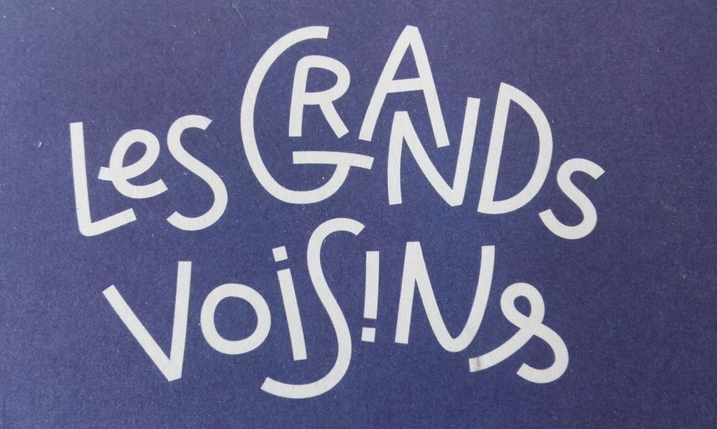 Les Grands Voisins: urban camping in the heart of Paris