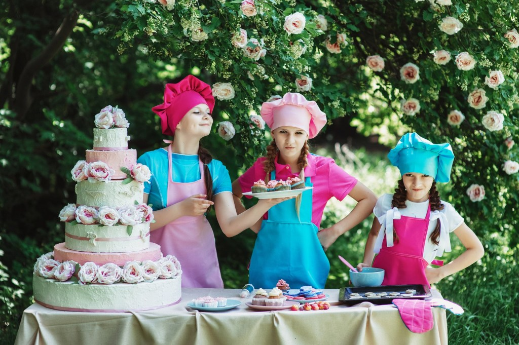 The magic of baking and how I learned to love cooking with my children