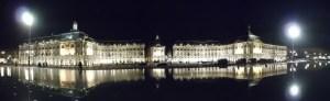 Infinitely Alluring:  Place de la Bourse by night
