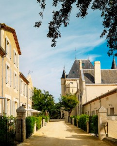 Getting it right: the grounds of Chateau les Carrasses