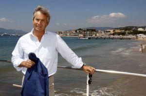 Sunny future: Bolloré CEO Vincent Bolloré in Brittany