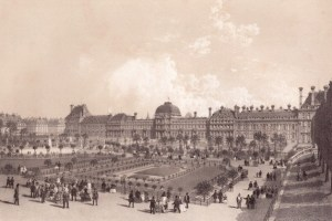 Royal Splendour: The Palais des Tuilieries was a royal symbol in the heart of Paris.
