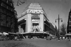 Overcompensating for something? The Gaumont Palace in its heyday.
