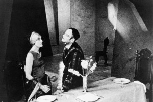 """Scene from 'The Fall of the House of Usher' from 1928: """"It's just a really exciting period because it was at a point in history when the rules were just being written."""""""