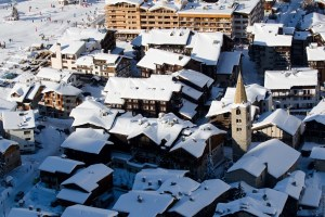 God-damn charming. An overview of the traditionally-styled Val d'Isère