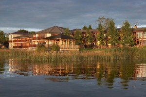 Wineport Lodge - where 6th-century Irish monks imported wine from Gaul