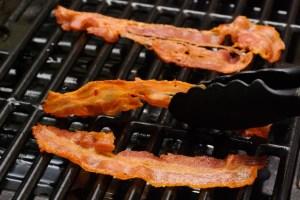 Mmmmm... C'est bon, le bacon!