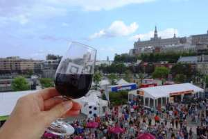Cheers! Bordeaux's region comes in 3rd place