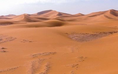 Le Maroc… C'est droit devant