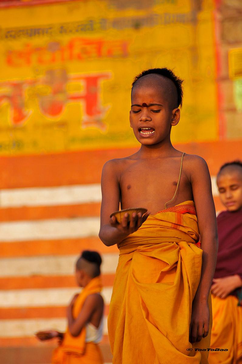 Prière de yogi
