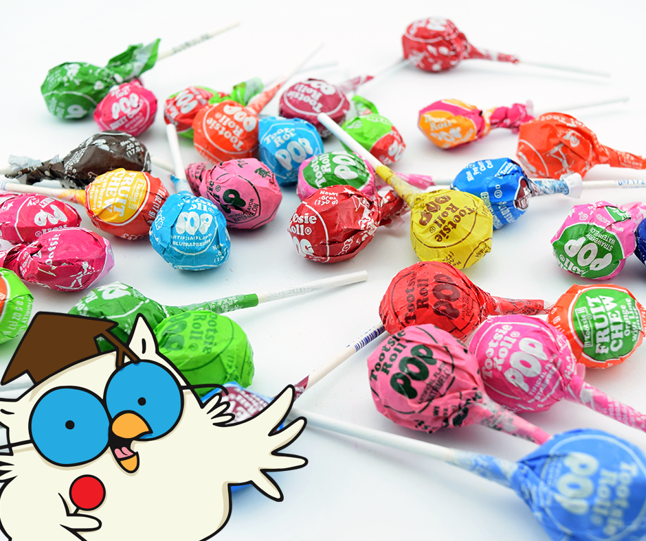 Image result for tootsie roll pop