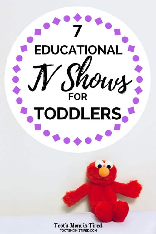 7 Educational TV Shows for Toddlers