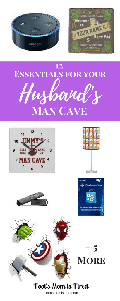 12 essentials for your husbands man cave check out these great christmas or birthday gift