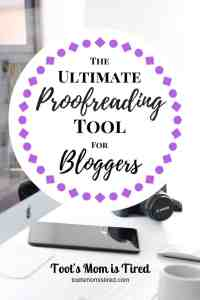 The Ultimate Proofreading Tool for Bloggers | blogging tips, blogging resources, blogging tools, blog plugins