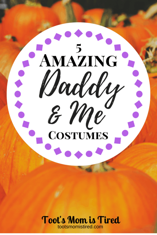 5 Amazing Daddy and Me Costumes | Cute costume ideas for Dad and baby