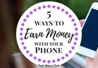 5 Ways to Earn Money with Your Phone