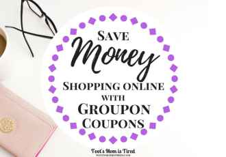 Save Money Shopping Online with Groupon Coupons