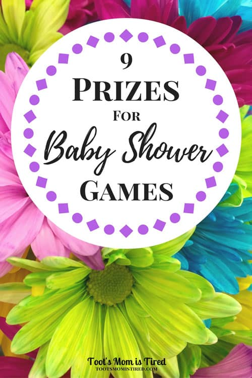 9 Prizes for Baby Shower Games   Shower prize ideas. what to give out as prizes for a baby shower, door prizes