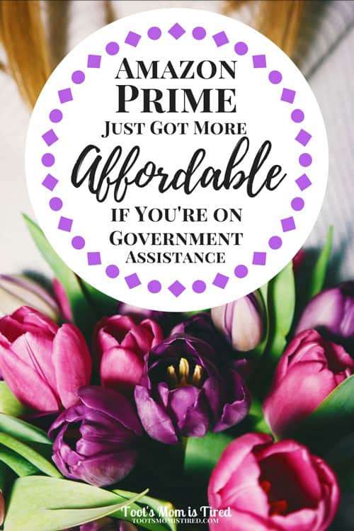 Amazon Prime Just Got More Affordable if You're on Government Assistance | discounted amazon prime membership, WIC, SNAP, TANF, EBT Card, discount, save money, welfare