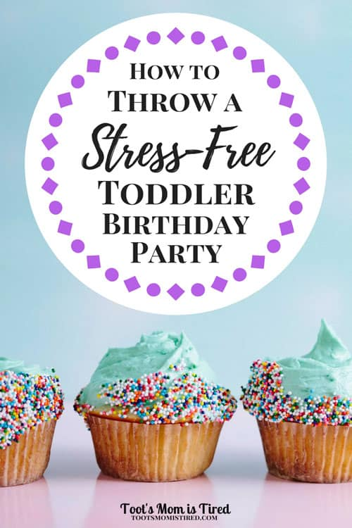 How to Throw a Stress-Free Toddler Birthday Party | Sponsored by Viva Paper Towels and Clorox Cleaner | Parenting, birthday parties, cleaning up, preparing, mom hacks, stressful, easy toddler birthday party ideas, simple, first birthday, second birthday, third birthday, 1st 2nd 3rd