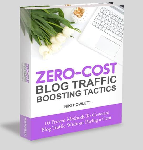 Zero Cost Blog Traffic Boosting Tactics