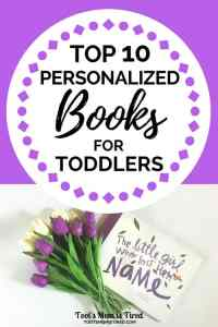 Top 10 Personalized Books for Babies and Toddlers | custom baby name books. personalize baby books, baby shower gift ideas, sip and see gift ideas, baptism christening first birthday second birthday, one year old, two year old, three year old, customized #babybooks #books #toddlers #babies #giftideas #personalizedgifts