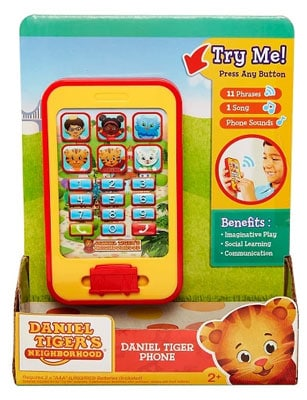 daniel tiger toys for toddlers and preschoolers