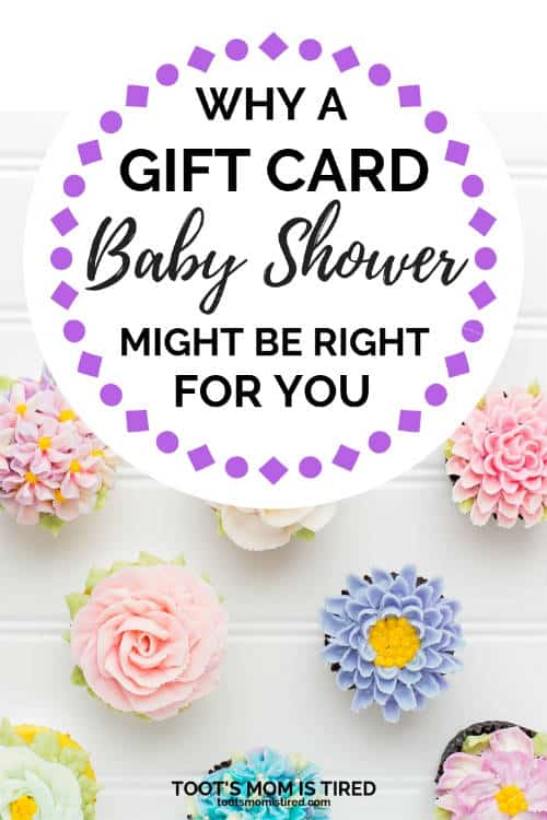Why a Gift Card Baby Shower Might Be Right For You | How to ask for only gift cards at your baby shower, how to throw a gift card baby shower, non-traditional baby shower ideas, Easy baby shower ideas, #babyshower #babyshowers #pregnancy #babyshowerideas
