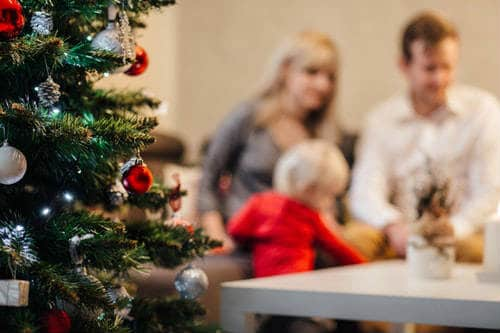 How to calm holiday stress