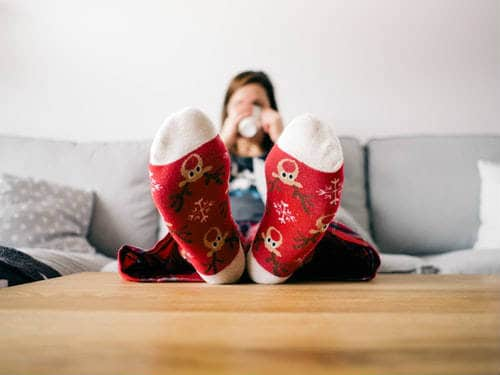 take time for yourself to reduce holiday stress