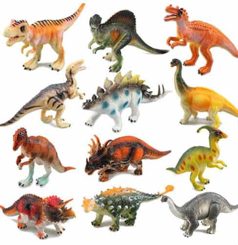 STEM toys for toddlers - dinosaurs