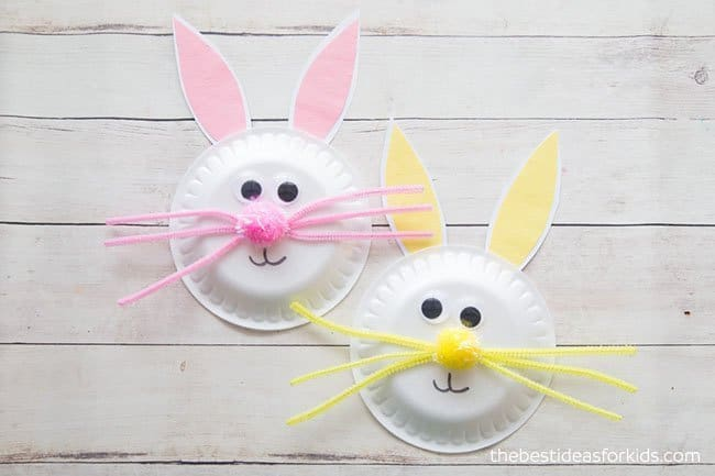 21 Easter Crafts For 3 Year Olds Toot S Mom Is Tired