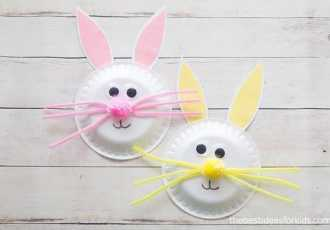 21 Easter Crafts for 3 Year Olds