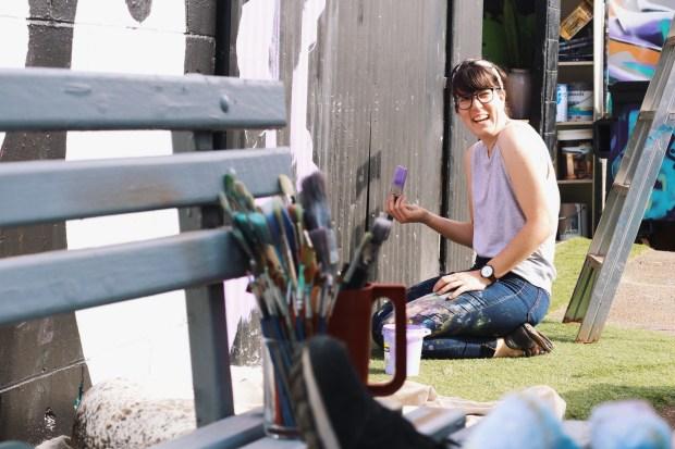 Katie Noller by Kirsty Lee