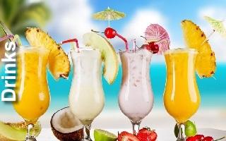 Top 10 Drinks