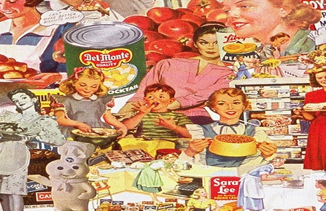 Top 10 Funny 60s Food Adverts