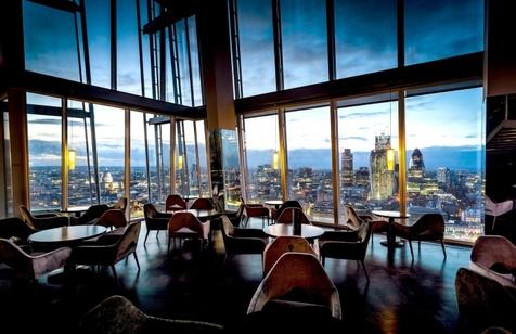 Top 10 Highest Restaurants in London