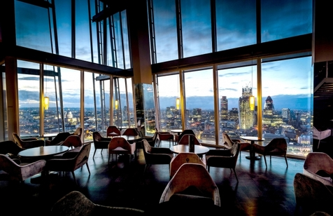 Top 10 Highest Restaurants in London