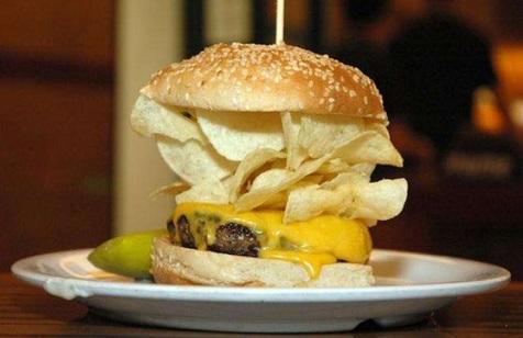 Top 10 Best Fast Food Burgers in America