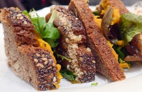 Top 10 Best New York Vegan Sandwiches