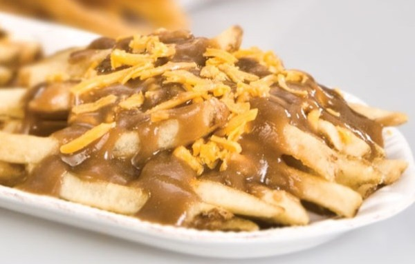 Poutine Fries