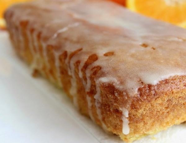 Orange War Cake
