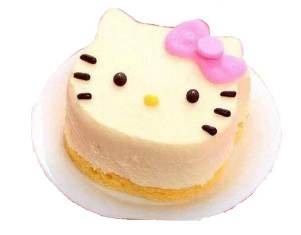 Hello Kitty Cheesecake
